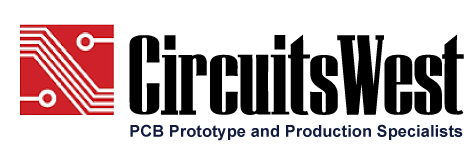 Circuits West logo